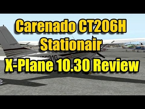 CARENADO CT206H STATIONAIR  REVIEW