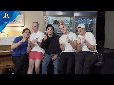 PlayStation Music Presents - Boy Pablo