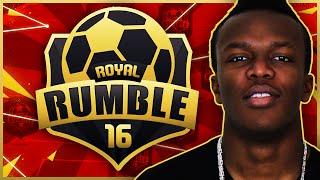 FIFA 16 ROYAL RUMBLE!!!!