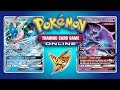 TRICKY GYM vs TRAINER CHIP - Pokemon TCG Online Game Play