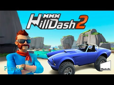 MMX Hill Dash 2 - Level 1 to 10 All Levels 3 Stars