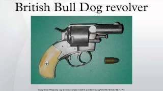 British Bull Dog Revolver