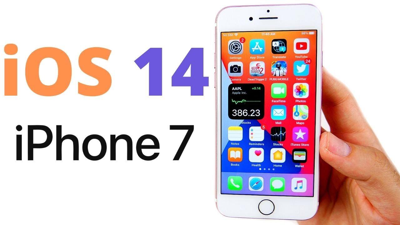 Ios 14 On Iphone 7 How Does It Run Youtube