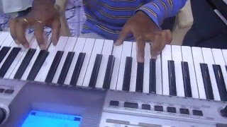 """Neevunte naku chalu yasayya"" keyboard instrumental played by Clinton Keyz"