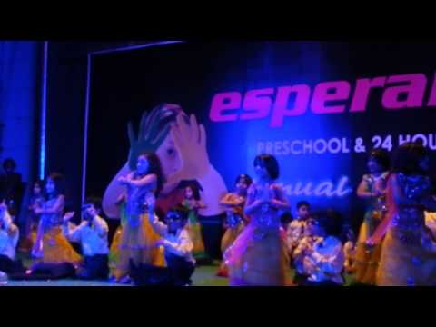 Thanvi Gopisetty Esperanza School Annual Day 2014