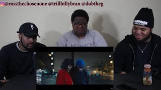 6LACK - Pretty Little Fears ft. J. Cole (Official Music Video) - REACTION!!