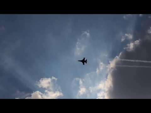 SOLOTURK f-16 Hava Gösterisi 30 Ağustos 2017 Zafer Bayramı - Ankara/Mogan