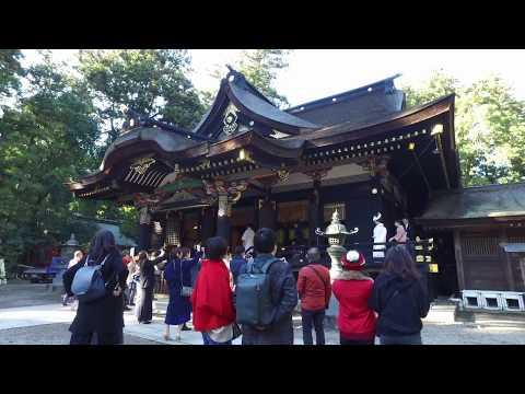【HD】Katori Jinguu   (Katori Shrinein the city of Katori in Chiba Prefecture, Japan  )
