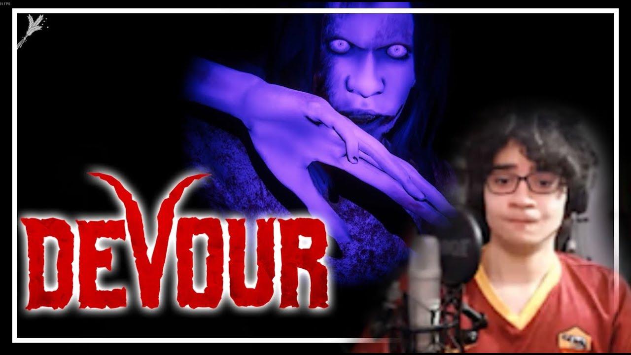 Intentando exorcizar a la bruja! | Devour #2