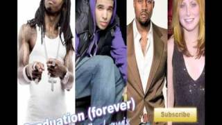 Download Vitamin C feat Lil Wayne, Drake, and Kanye - Graduation Song (forever) OFFICIAL REMIX!!! MP3 song and Music Video