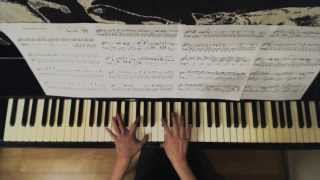 https://store.piascore.com/scores/30457 山下達郎の「クリスマス・イヴ」を耳コピし、ピアノで楽しめるように編曲しました。この楽譜は上のリンクから手...