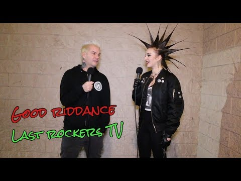 GOOD RIDDANCE talks Early Days FAT WRECK CHORDS, ROYALTIES, VEGANISM & NEW MUSIC