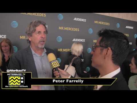 Peter Farrelly I Mr. Mercedes premiere I 2017