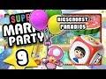 SUPER MARIO PARTY 🎲 #9: NDCube ist gegen moralische Werte!