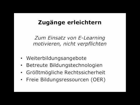 ict: E-Learning als Strategie am Beispiel der Universität Graz