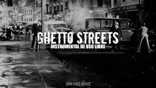 Baixar Ghetto Streets | Rap Beat Hip Hop Instrumental Underground Mafia Old School Sample 2016