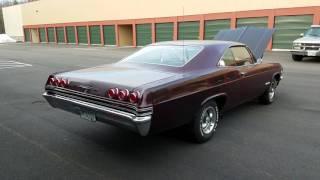 1965 Chevy Impala SS Hardtop Coupe