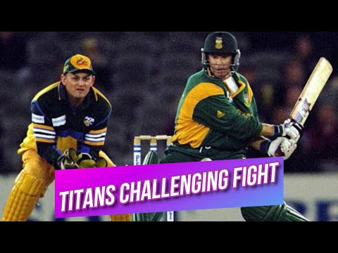 South Africa's Remarkable Victory Vs Australia At Durban 1st ODI 2000 Highlights | Cronje Scandal