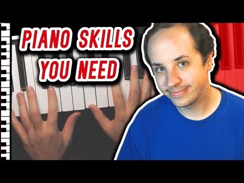 Every Skill You Need To Learn How to Play Piano