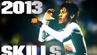 Neymar Skills & Goals 2013 HD