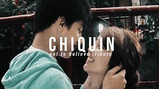 Repeat youtube video KATHNIEL/CHIQUIN || NO ERASE MV