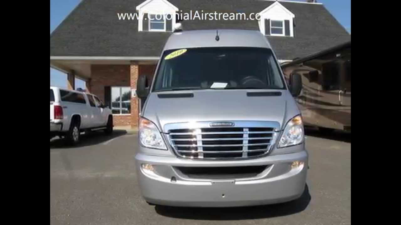 Dodge Sprinter Rv >> Used Airstream Interstate 3500 22' Lounge For Sale