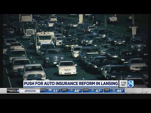 Push For MI Auto Insurance Reform After Fee Increase