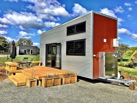 Tour This Gorgeous, Open, Light-Filled Tiny House