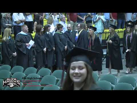 Alta High School - 2019 Graduation Ceremony