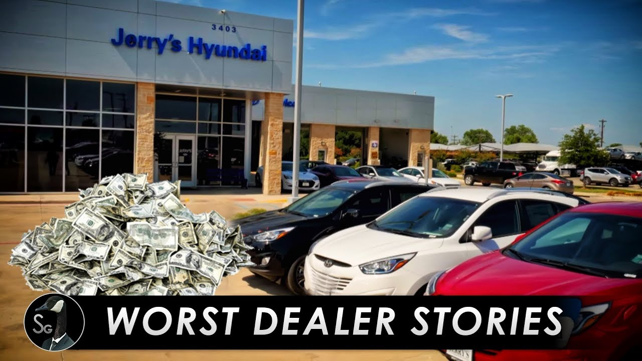 The Worst Car Dealership Experiences