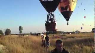 Tvind Ballon deltog i EM