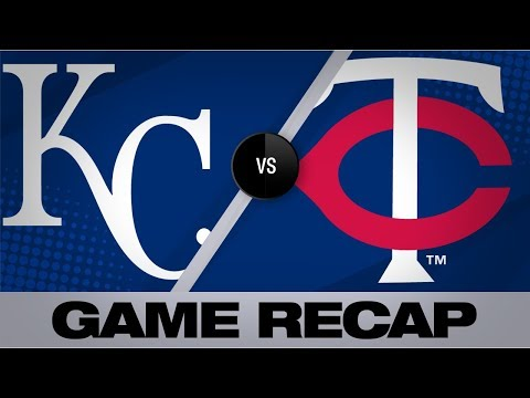 Gonzalez's clutch performance lifts Twins | Royals-Twins Game Highlights 9/20/19