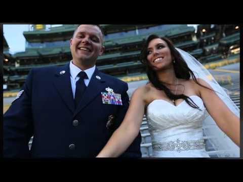 Lambeau Field Wedding with Levi & Jamie
