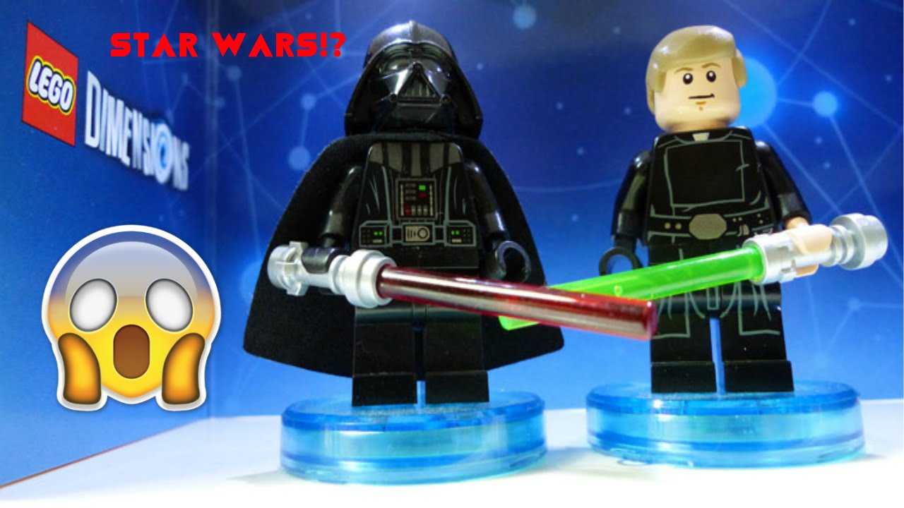 Could We Get Star Wars In Lego Dimensions Youtube