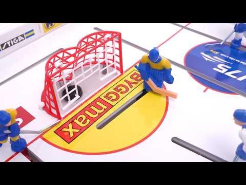 Хоккей настольный Play Off от Stiga
