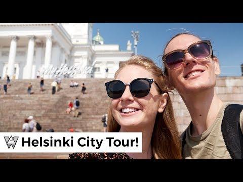 WOW! Helsinki Finland is GOALS! plus an ISLAND ZOO!? 🏝🦁