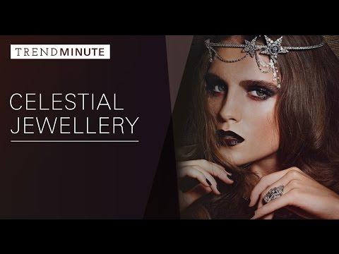 Trend Minute: Celestial Jewellery