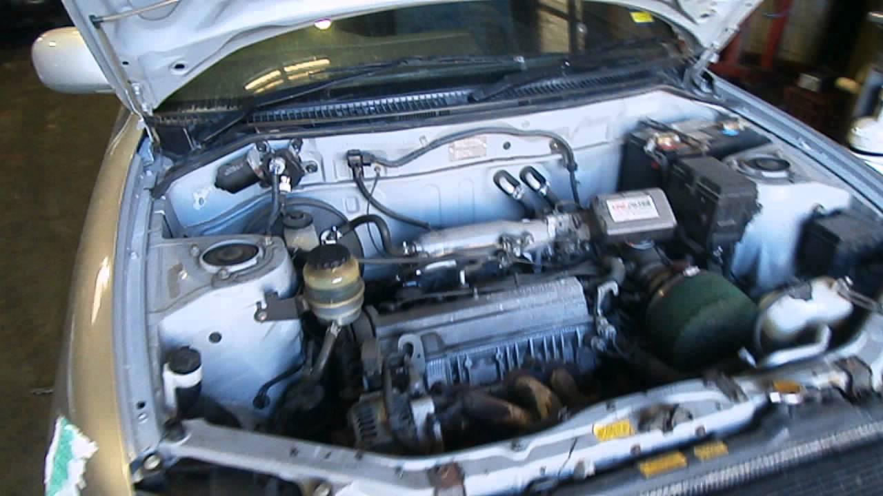 Toyota Rav4 1998 2 0 4cyl  3sfe  Efi Now Dismantling 02