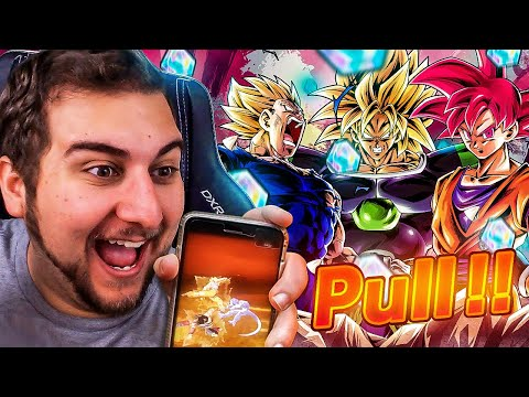 The BEST KaggyFilms Summons in Dragon Ball Legends 2018 - How the Addiction Started...
