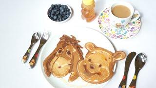 Winnie The Pooh - Pancake Tutorial - Official Disney Junior UK HD