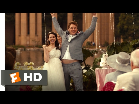 The FiveYear Engagement 2012  Beautiful Wedding Scene 210  Movieclips