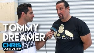 Baixar Tommy Dreamer's Conspiracy Theories, ECW was funded by Vince, Impractical Jokers, ALL IN