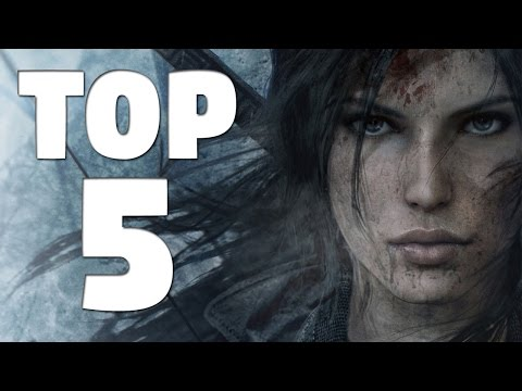 Top 5 Lara Croft Games on Android/iOS 2016