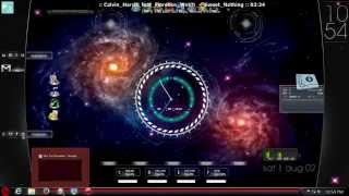 Best Customised Desktop With Rainmeter and Other Softwares