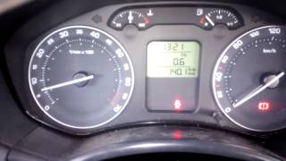 Замена топливного насоса на Шкода Октавия A5.(Skoda Octavia A5)