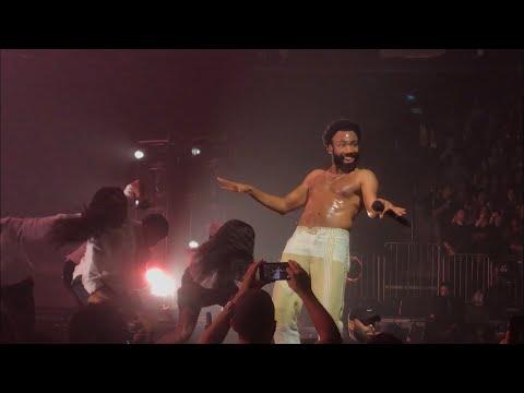 Childish Gambino - This Is America | Live at MSG