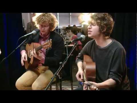 The Kooks - Rosie (HD) Livestream Sessions 2012