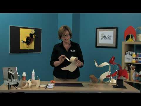 Blick Lesson: Stabile Sculpture