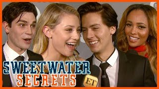 Riverdale Cast Spills Their Hisses & Kisses For Season 2 | Sweetwater Secrets