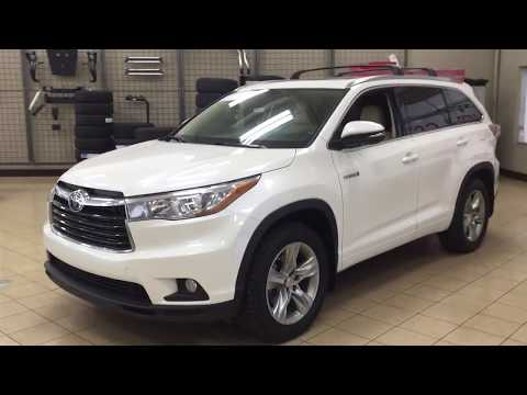 2014 Toyota Highlander Limited Hybrid Review